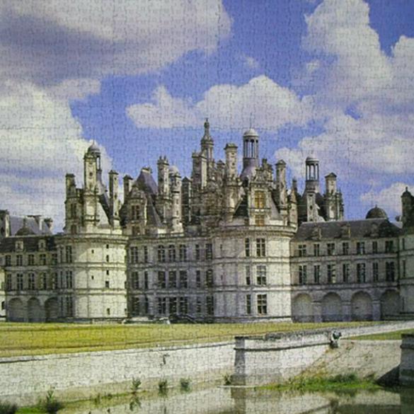 Chateau de Chamborg