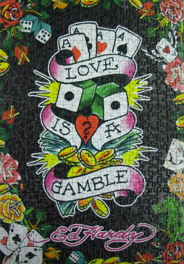 Love is a Gamble