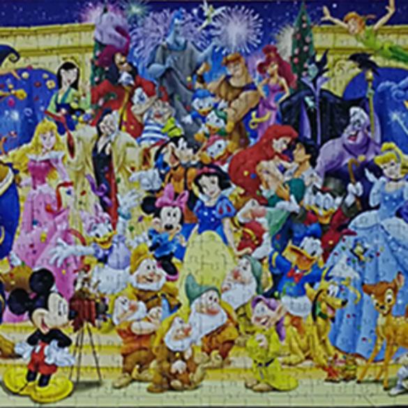 Panorama Disney